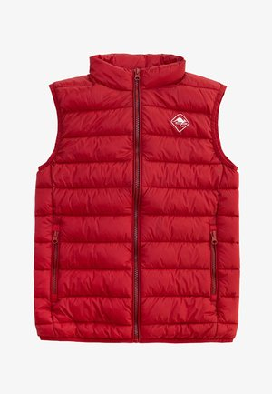 MAKALU - Bodywarmer - red