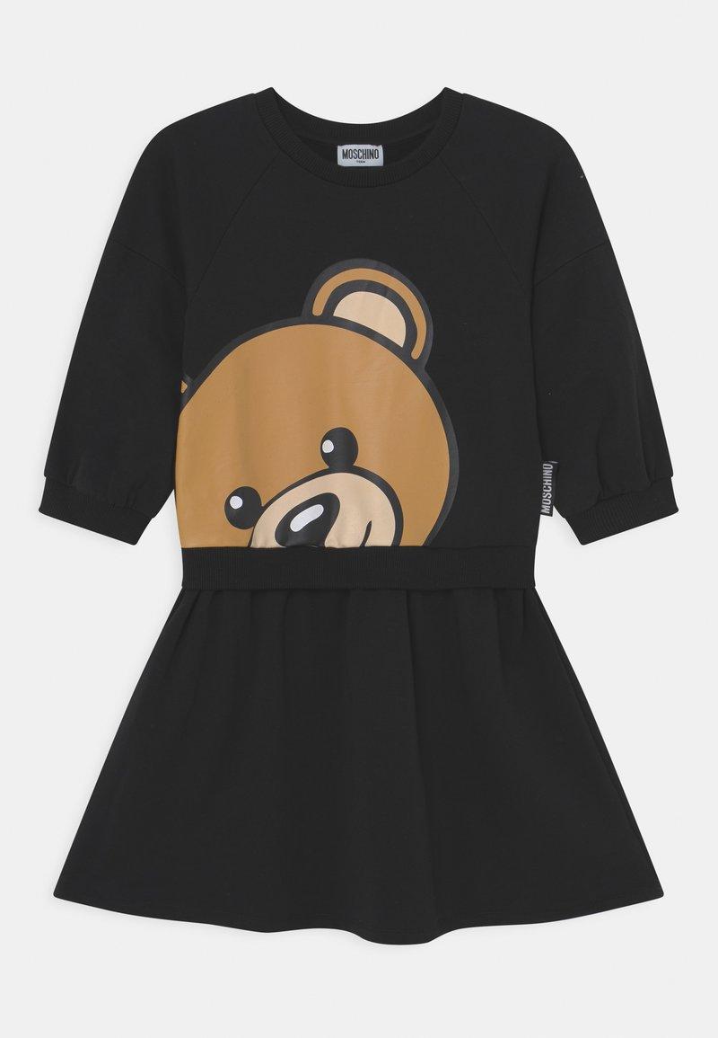 MOSCHINO - DRESS - Day dress - black