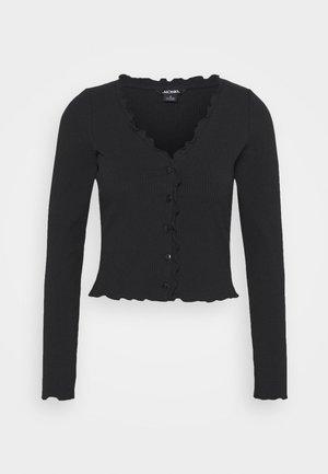 SANCY CARDIGAN - Gilet - black