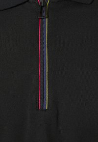 PS Paul Smith - MENS ZIP  - Polo shirt - black - 7