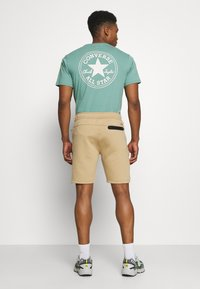 American Eagle - Shorts - field khaki - 2