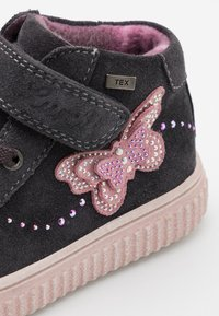 Lurchi - YASMIN TEX - Sneakersy wysokie - charcoal - 5