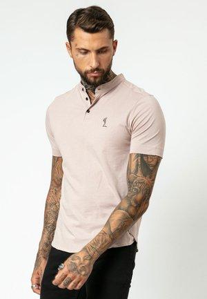 ORSON COLLARLESS - T-shirt basic - light pink