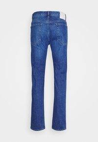 HUGO - Džíny Slim Fit - bright blue - 6