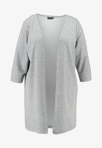 Zizzi - JANE - Gilet - light grey - 3