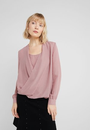 CHARLOTTE LAYER BLOUSE - Blus - little rose