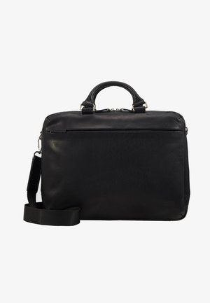 MALMÖ BUSINESS BAG - Briefcase - black