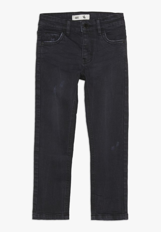 OLLIE  - Jeans Slim Fit - black