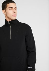 Pier One - Sudadera - black - 4