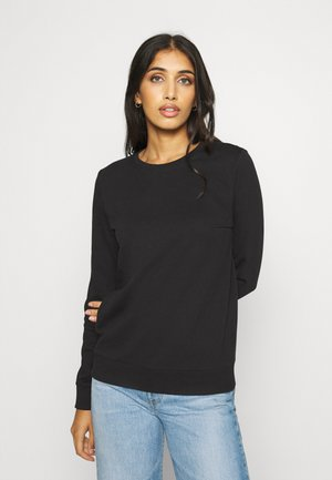 NMPANA SOLID - Sweatshirt - black