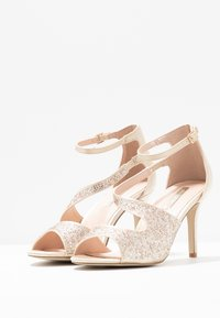Dorothy Perkins - SUNNY - High heeled sandals - champagne - 4