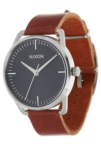Nixon - MELLOR - Klocka - black/saddle - 0
