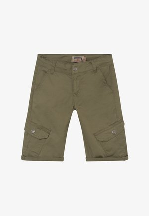 Cargo trousers - khaki antik
