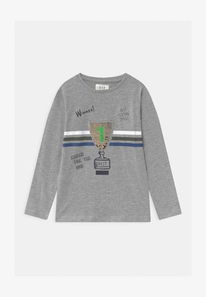 KID - Longsleeve - grey melange