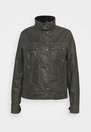 GANGSTER JACKET - Light jacket - granite grey