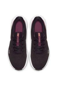 Nike Performance - REVOLUTION 5 - Neutral running shoes - black/night maroon/metallic copper - 1