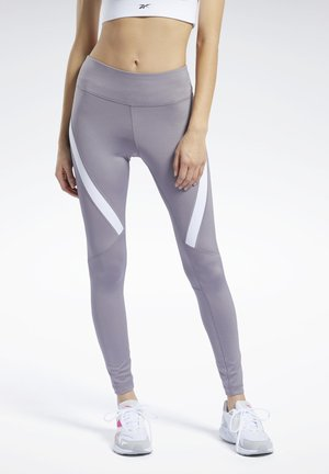 WORKOUT READY VECTOR LEGGINGS - Tights - grey