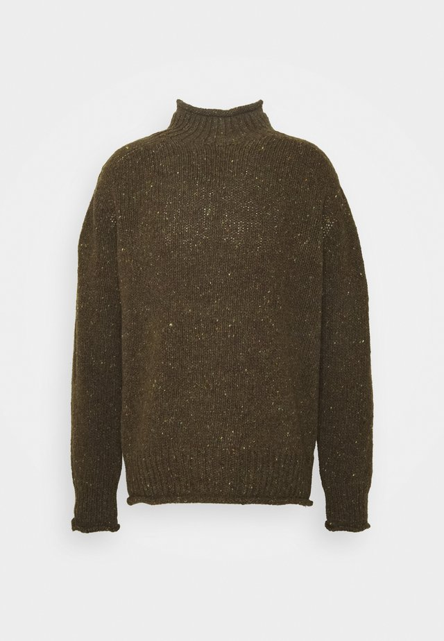 DIDDY - Pullover - olive