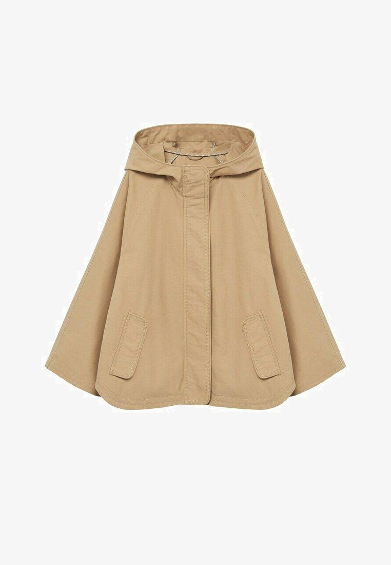Mango - JULIA - Outdoor jacket - beige