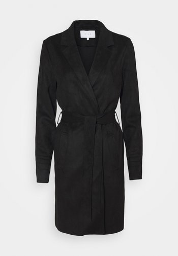 VIJAKY OUTERWEAR COAT - Trenchcoat - black