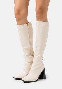 RAID - DONITA - Boots - offwhite - 0