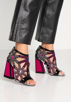 JASMIN - High heeled sandals - multicolor