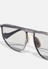 Gucci - Sunglasses - ruthenium/grey - 3