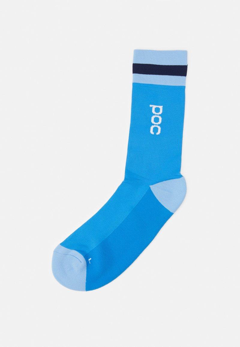 POC - ESSENTIAL MID LENGTH SOCK UNISEX - Sports socks - basalt/multi/turmaline