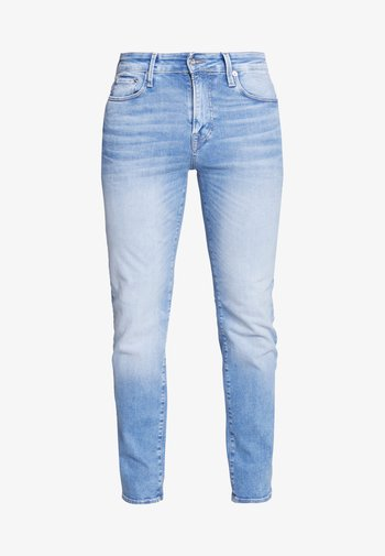 CLARK ICON - Straight leg jeans - blue denim