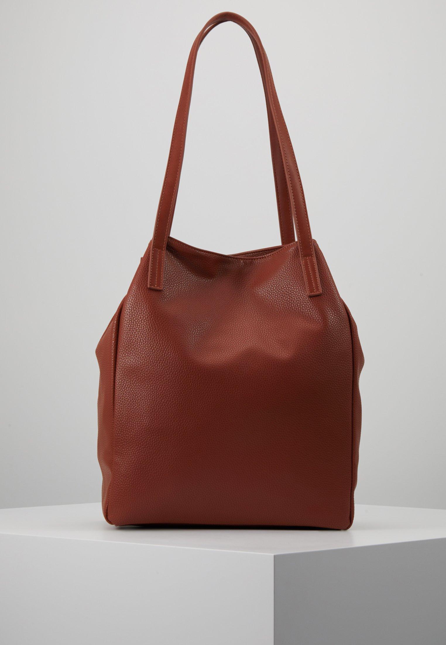 Bulk Designs Pre Order Accessories TOM TAILOR DENIM ARONA Tote bag cognac S0afcL5TZ WqKzGjdGt