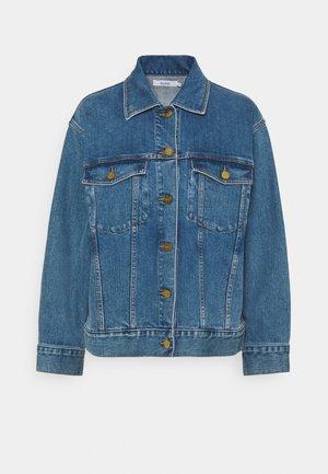 KIRSTEN - Džínová bunda - blue