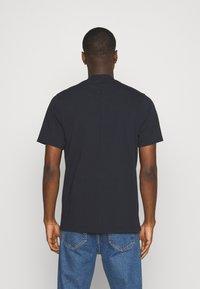 Samsøe Samsøe - NORSBRO - Print T-shirt - sky captain - 2