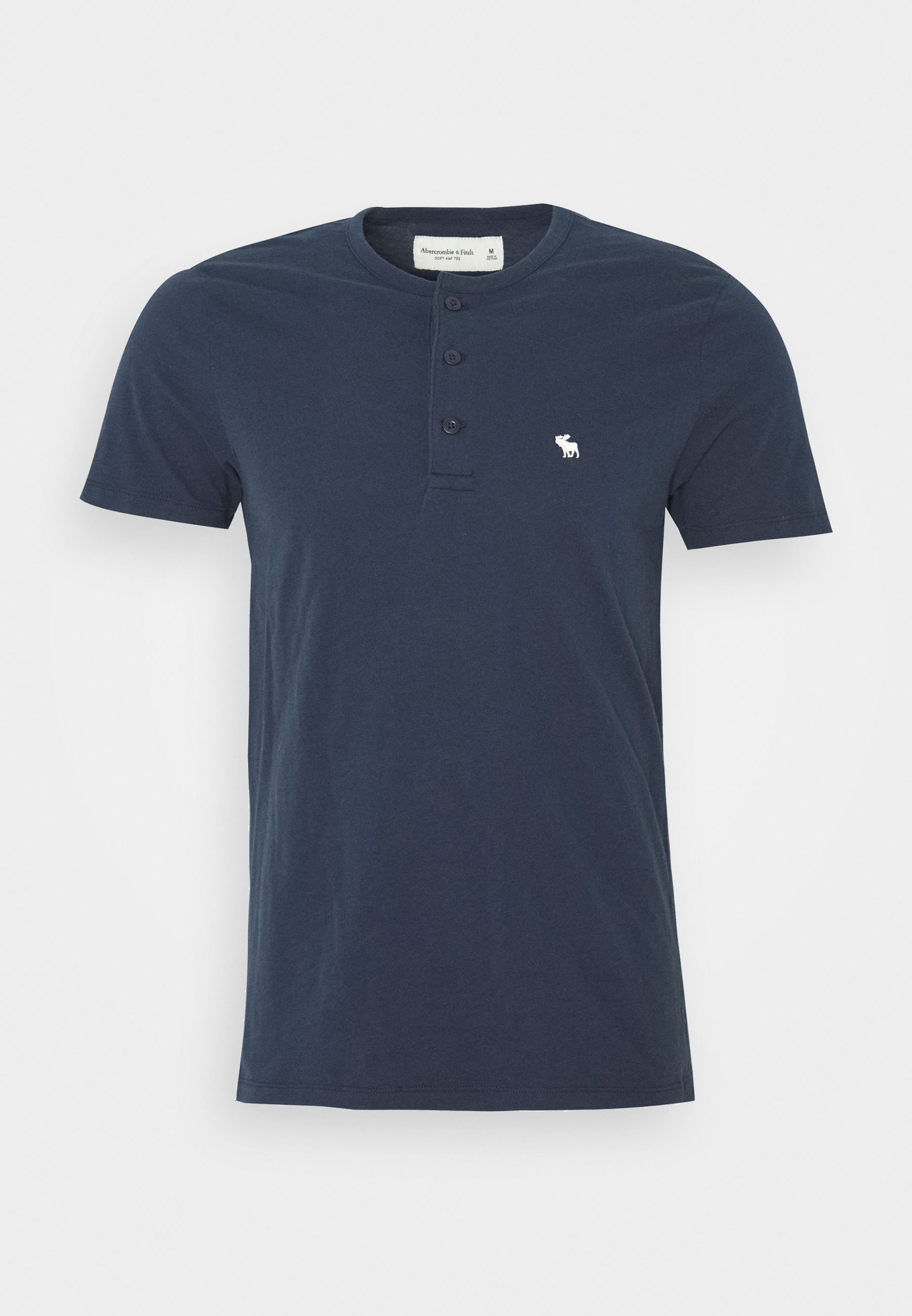 Abercrombie & Fitch Icon - T-shirt Basic Navy