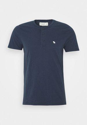 ICON - Basic T-shirt - navy