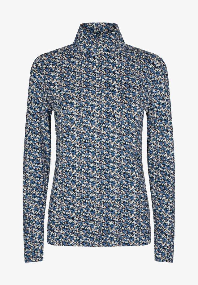 HEJDI - Langærmede T-shirts - flint stone