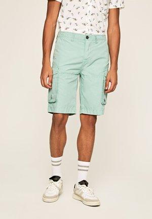JOURNEY  - Shorts - dark acqua