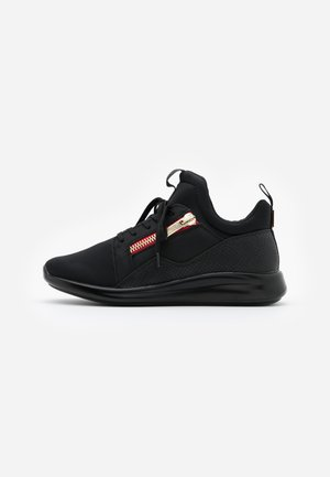 CADERUSCHI - Sneakersy niskie - black
