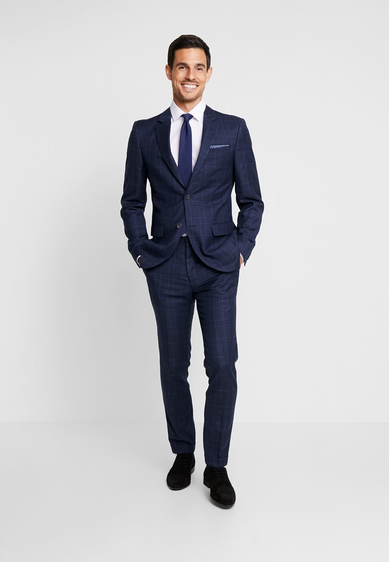 Pier One - Suit - blue