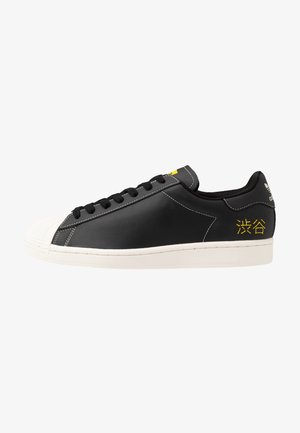 SUPERSTAR PURE - Sneaker low - core black/core white