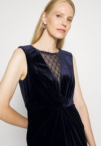 Adrianna Papell - EMBELLISHED GOWN - Occasion wear - midnight - 5