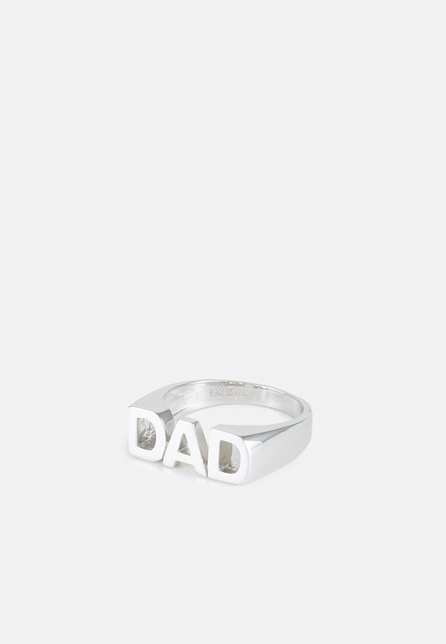 DAD - Anello - silver-coloured