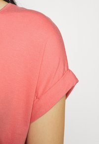 ONLY - ONLMOSTER ONECK - T-shirt basic - tea rose - 3