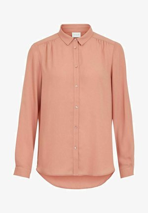VILUCY - Button-down blouse - old rose