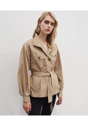 Summer jacket - natural