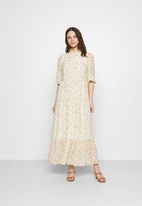 Notes du Nord - TRACY DRESS - Maxi dress - white - 1