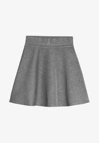 Next - A-line skirt - grey - 0