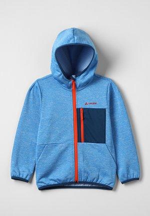 KIKIMORA JACKET - Fleece jacket - radiate blue