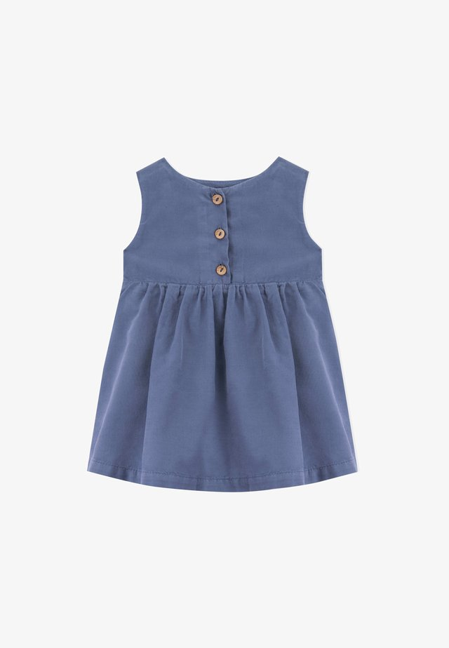 BABY PINAFORE  - Jumper dress - grey