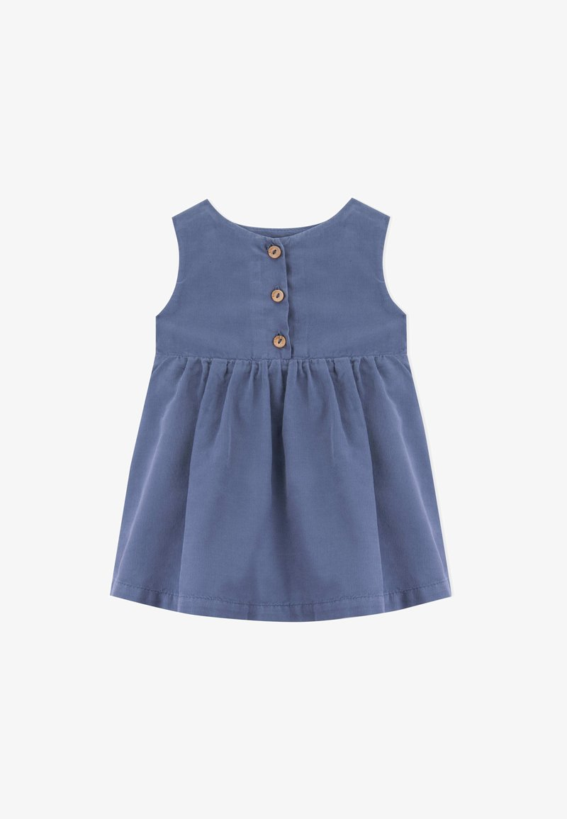 Knot - BABY PINAFORE  - Jumper dress - grey
