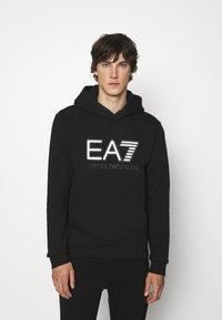 EA7 Emporio Armani - Mikina - black/white - 0